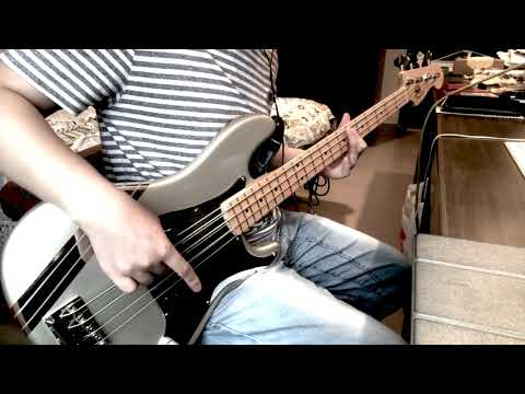 [Bass Cover] SCANDAL - マスターピース / SCANDAL - Masterpiece