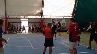 preview picture of video 'Handball - Trofeo delle Aree 2014 - Misano Adriatico - U14M Area Centro1 vs Area Centro2'