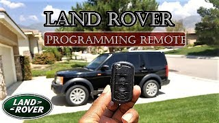 RSW Solutions - L322 Range Rover EAS Calibration - hmong video