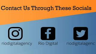 Rio Digital - Video - 2