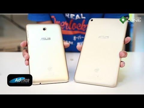 OverclockZone TV EP.584 : ASUS Fonepad 7 vs ASUS Fonepad 8