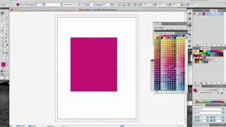 how to pick a pms color in illustrator.mov