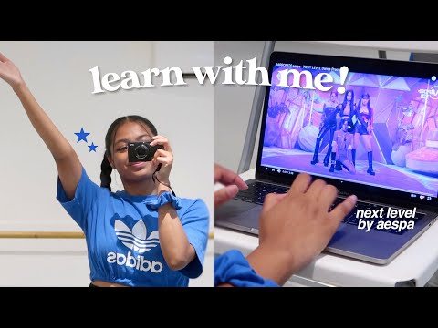 how i learn k-pop dances *WITH DEMO & TIPS* 💧🤸🏽♀️
