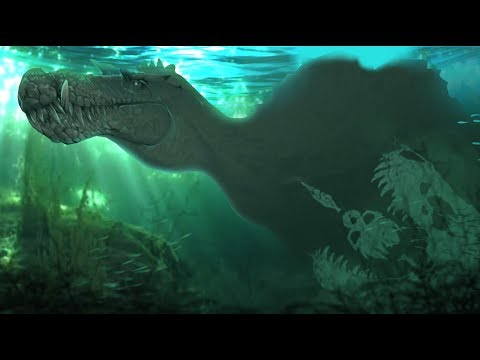 KING OF THE OCEAN! - The Isle - Hypo Spino & Rex Nested, Type -H Outbreak! - Isle Gameplay