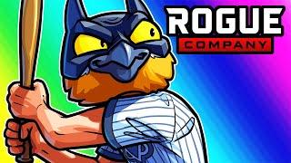 Rogue Company Funny Moments - They Call Me... BATMAN!!