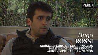 Hugo Rossi - Quién es Quién en Comunicándonos en Diario Agroempresario