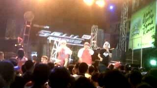 Saykoji - Tahukah Kau (Jangan Menyerah Remix) Live @ Launching Yamaha Soul GT Medan