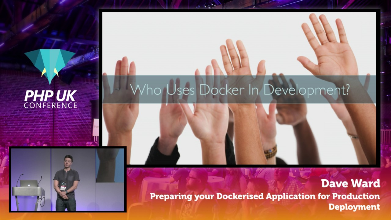 Preparing your Dockerised Application for Production...