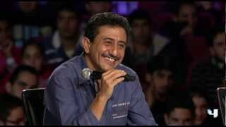 #ArabsGotTalent - S2 - Ep3 - احمد الجيلي