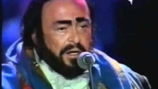 Perfect Day --- Lou Reed feat Luciano Pavarotti