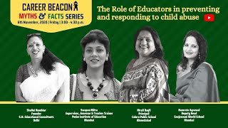The Role of Educators in preventing & responding to child abuse