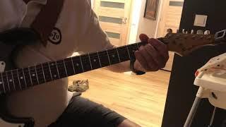 ORGANEK Mississippi W Ogniu Cover Jak Zagrać Na Gitarze Elektrycznej?