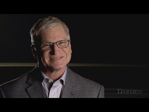Darden Faculty Profile: Tim Laseter