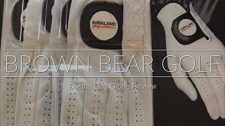 Costco Kirkland Signature Golf Glove Review