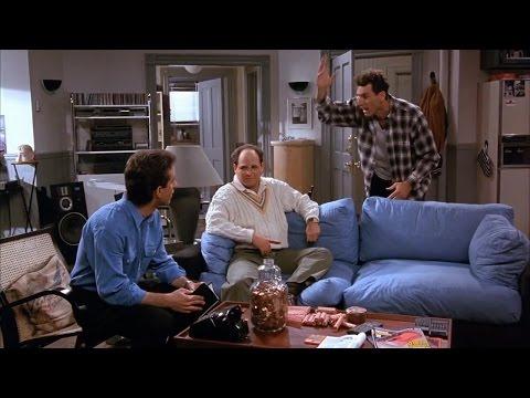 Kramer's crazy pizza idea on Seinfeld