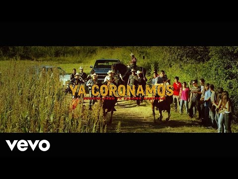 Regulo Caro - Ya Coronamos (ft. Enigma Norteño) (Video Oficial)