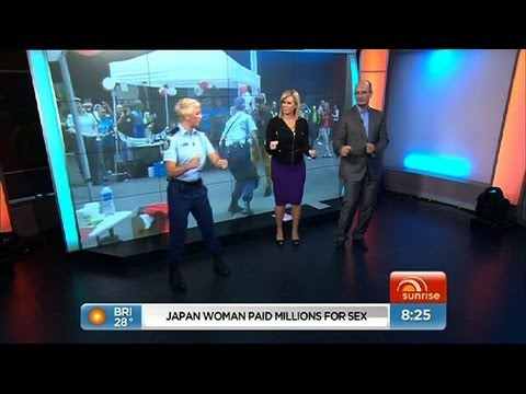 REELise Committee Member on Sunrise and Today Tonight