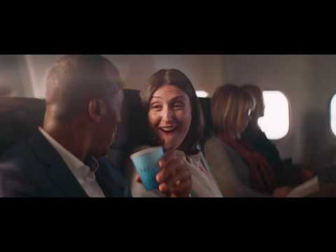 Scandanavian Airlines Commercial (2016 - 2017) (Television Commercial)