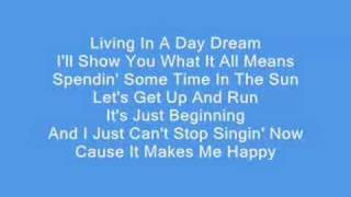 drake bell makes me happy lyrics