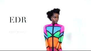 EDR at vegas - Fashion video , top model