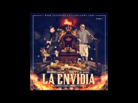 Kendo Kaponi Ft. Daffy El Audio -- La Envidia (Prod