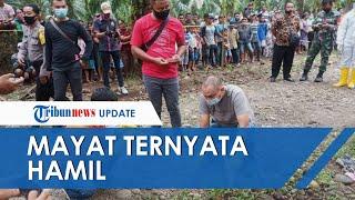 Mayat yang Ditemukan di Tumpukan Pelepah Sawit di Riau Ternyata Seorang Sekretaris dan Hamil