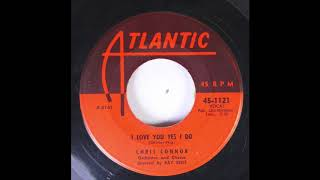 Chris Connor - I Love You Yes I Do 45 rpm!