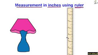 Measure length using ruler and meter stick in inches, Maths Lecture | Sabaq.pk - Download this Video in MP3, M4A, WEBM, MP4, 3GP