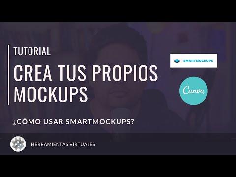 Crea tus propios mockups | Cómo usar smartmockups