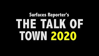 Upcoming: SR THE TALK OF TOWN | Gurgoan/Delhi 2020 | Surfaces Reporter India