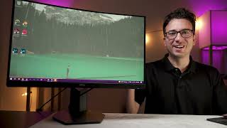 """Dell S2422HG Review: Premium 24"""" Curved Gaming Monitor"""