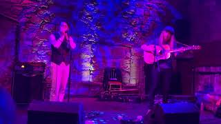 San Francisco, Stu Larsen & Natsuki Kurai, The Caves, Edinburgh, 3rd Oct 2018