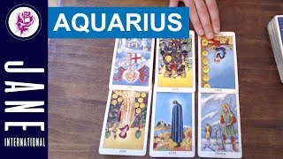 Aquarius - Brace Yourselves... June 2018 - Video Youtube