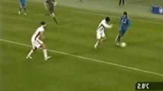 Штутгарт - ЗЕНИТ 1:2 КУБОК УЕФА 08/09 1/16 финала