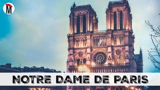 "TOUR AL INTERIOR DE LA CATEDRAL ""NOTRE DAME DE PARIS""  #unamexicanaenparis"
