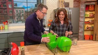 Kitchen Organizing Tips with Peter Walsh