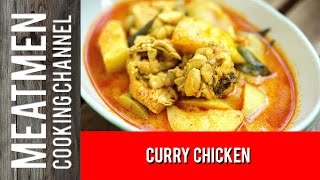 Curry Chicken - 咖喱鸡