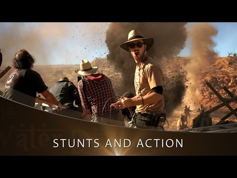 The Water Diviner (Featurette 'Stunts and Action')