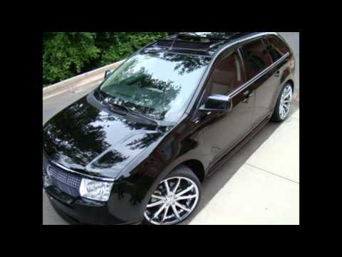 LINCOLN MKX (Custom styles)- 50 different looks for your rod.