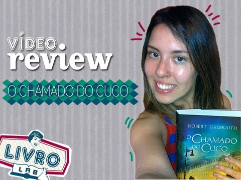 Vídeo-review por Aline T.K.M. - blog Livro Lab