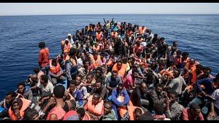 عواقب الهجرة غير الشرعية إلى أوروبا تحميل MP3