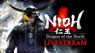 Nioh Dragon of the North DLC