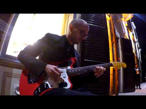 Giuseppe Pascali -  Electric Guitar & Looper Jazz One Man Band Como musiqua.it
