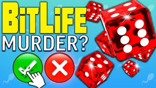 """Bitlife but I pick """"Surprise me"""" for every option"""