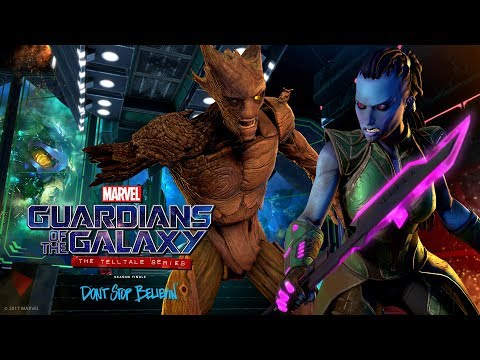 Marvel's Guardians of the Galaxy: The Telltale Series - EPISODE FIVE TRAILER thumbnail