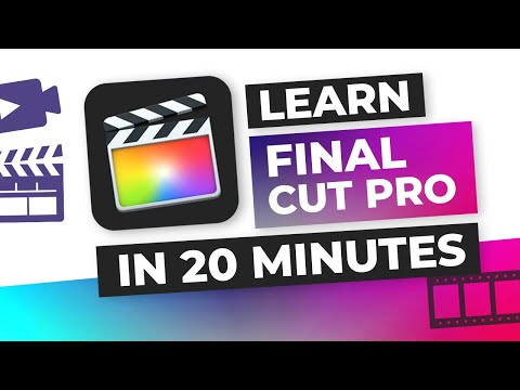Final Cut Pro: Complete Crash Course for Beginners - YouTube
