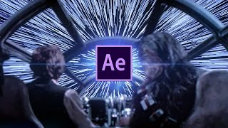 AEplus 003 - Hyper Jump effect in After Effects with new plugin Stardust (Tutorial)