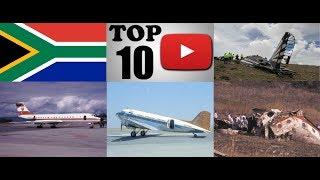 Top Ten Deadliest Air Crashes Of South Africa
