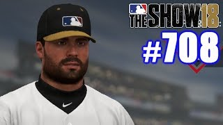 SIGNING WITH NEW TEAM! | MLB The Show 18 | Road to the Show #708