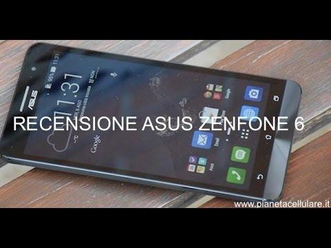 Recensione completa Asus Zenfone 6